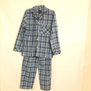 Stafford Regular Fit Sleepware Men's Size S